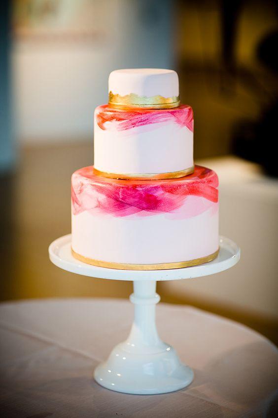 Sladké a pôvabné svadobné torty - Obrázok č. 130
