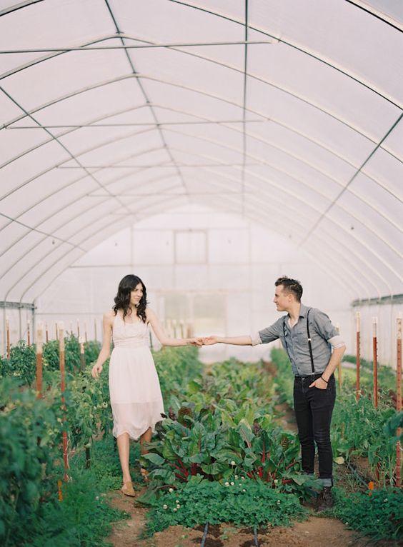 Svadobné fotenie v skleníku - Obrázok č. 10