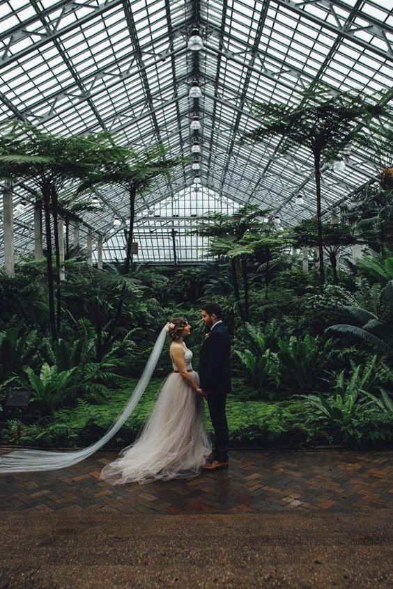 Svadobné fotenie v skleníku - Obrázok č. 12