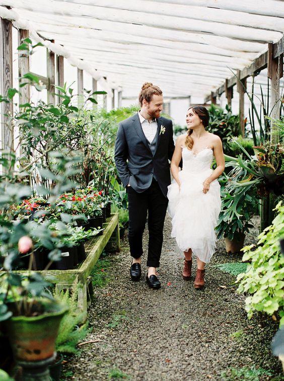 Svadobné fotenie v skleníku - Obrázok č. 14