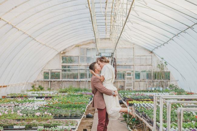 Svadobné fotenie v skleníku - Obrázok č. 16