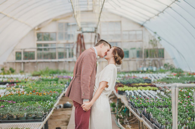 Svadobné fotenie v skleníku - Obrázok č. 17