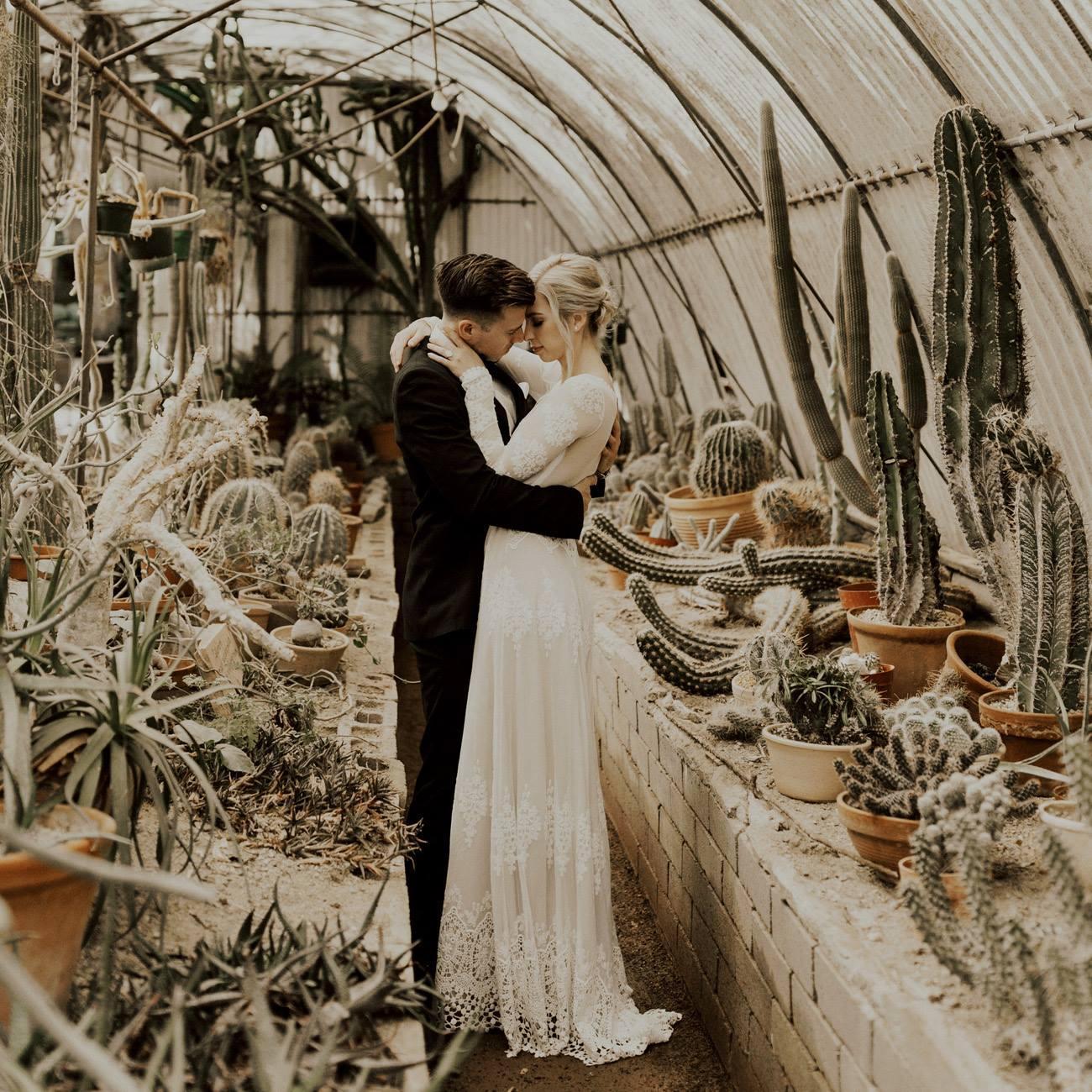 Svadobné fotenie v skleníku - Obrázok č. 29