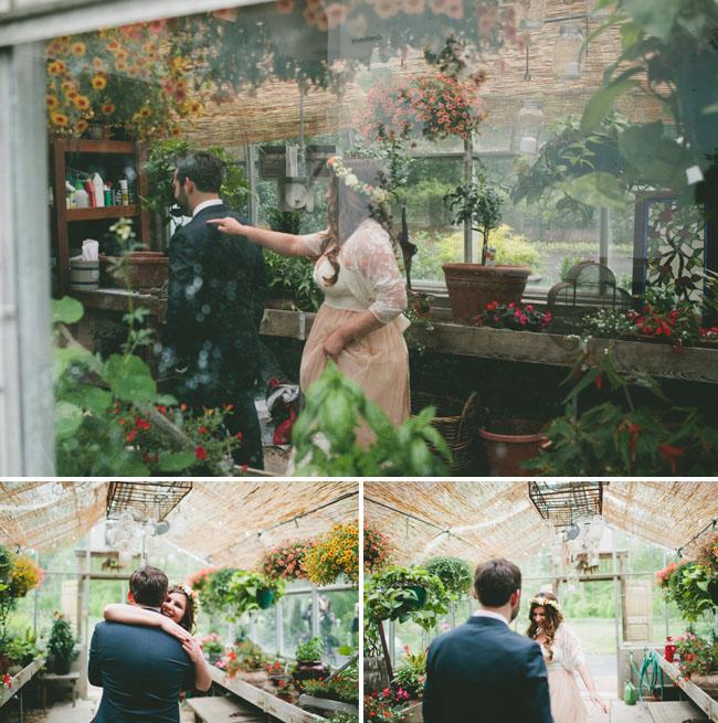 Svadobné fotenie v skleníku - Obrázok č. 65