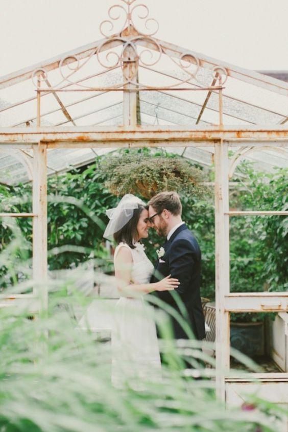 Svadobné fotenie v skleníku - Obrázok č. 70