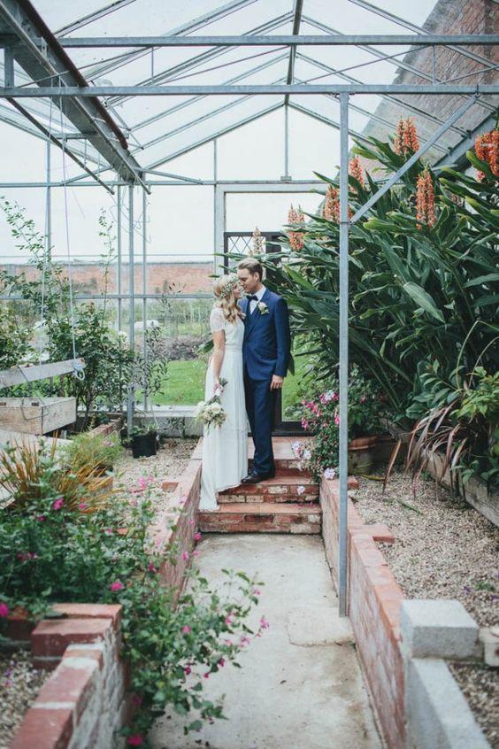 Svadobné fotenie v skleníku - Obrázok č. 77