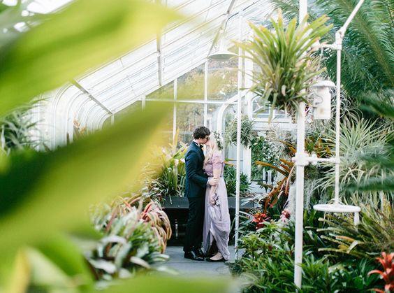 Svadobné fotenie v skleníku - Obrázok č. 78