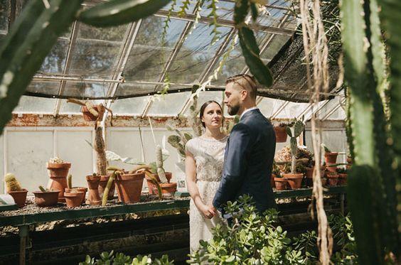 Svadobné fotenie v skleníku - Obrázok č. 81