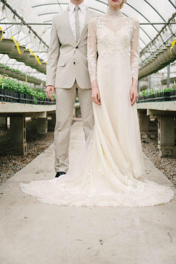 Svadobné fotenie v skleníku - Obrázok č. 85