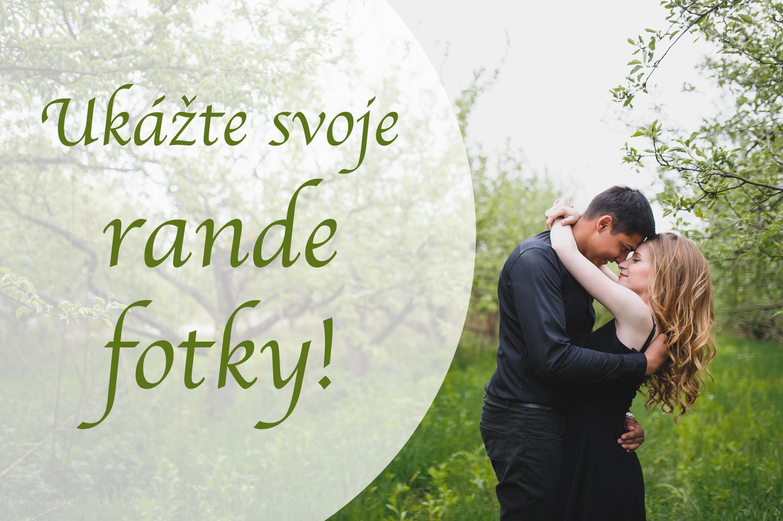 Pod najpoužívanejším označením na stránke #randefoto už dlho nič nepribudlo. Mali ste pred svadbou aj vy rande fotenie? Ukážte svoju foto (pokojne aj celý album) a pošlem vám srdiečko :) Spravme si deň krajším! - Obrázok č. 1