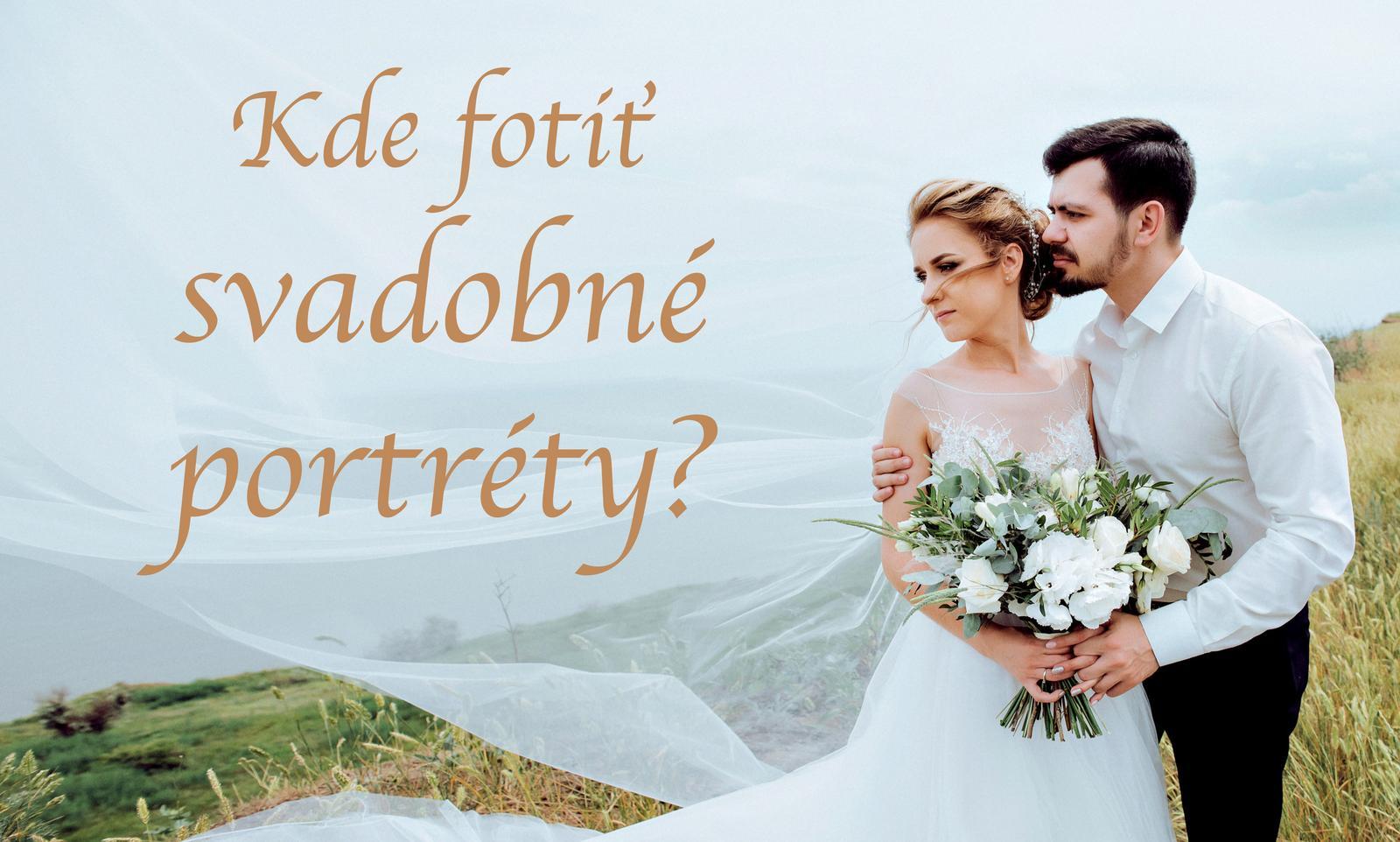 Milé nevesty, čo svadbu už máte za sebou :) Pridáte sa do užitočnej výzvy, ktorá pomôže mnohým budúcim nevestám vyriešiť dilemu s výberom miesta na svadobné fotenie? V skupine Kam sa fotiť (https://www.mojasvadba.sk/group/2384/detail/), kde nevesty zdieľajú nápady na miesta na fotenie svadobných portrétov, zverejnite svoju svadobnú fotku (kľudne aj viac fotiek), spolu s miestom a označením okresu, kde ste sa fotili. Vytvorme tak spolu užitočný zoznam plný nápadov a hlavne ukážok miest na svadobné fotenie :) za všetky budúce nevesty, ktorým táto výzva pomôže, ďakujem a za každý príspevok posielam srdiečko :) - Obrázok č. 1