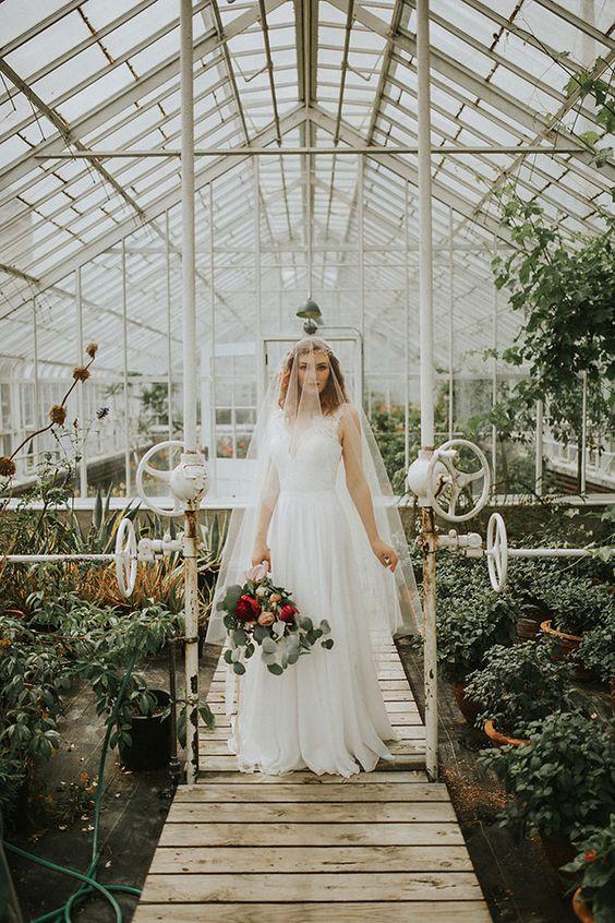 Svadobné fotenie v skleníku - Obrázok č. 93