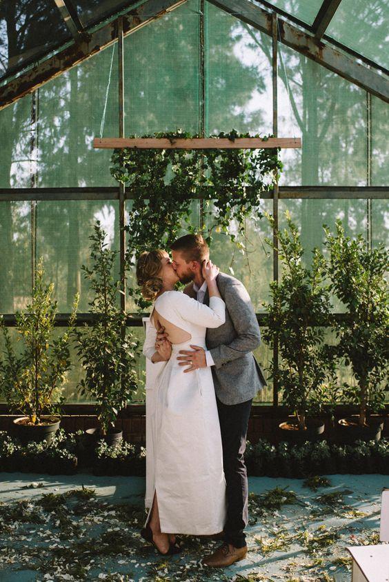 Svadobné fotenie v skleníku - Obrázok č. 94