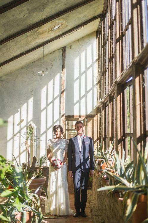 Svadobné fotenie v skleníku - Obrázok č. 95