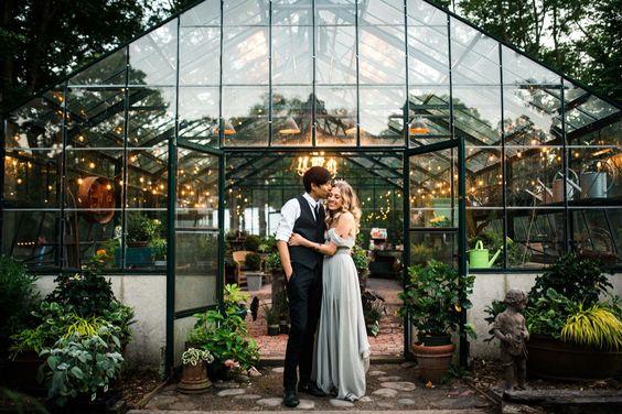 Svadobné fotenie v skleníku - Obrázok č. 97