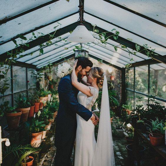 Svadobné fotenie v skleníku - Obrázok č. 98