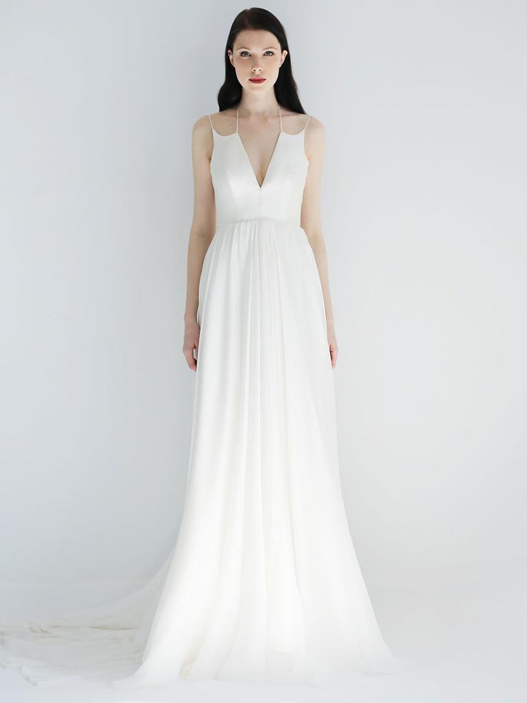 Tak jednoducho, ako sa len dá (minimalizmus v svadobných šatách) - Obrázok č. 36