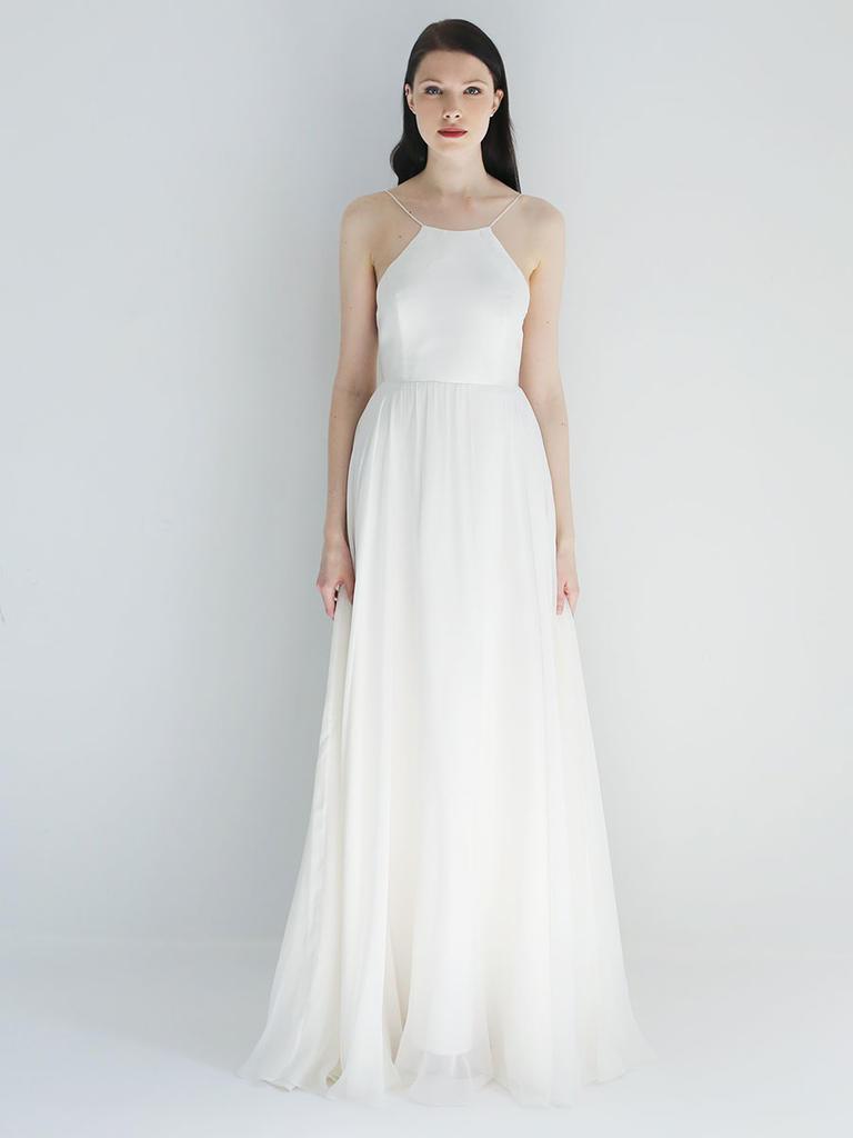 Tak jednoducho, ako sa len dá (minimalizmus v svadobných šatách) - Obrázok č. 37
