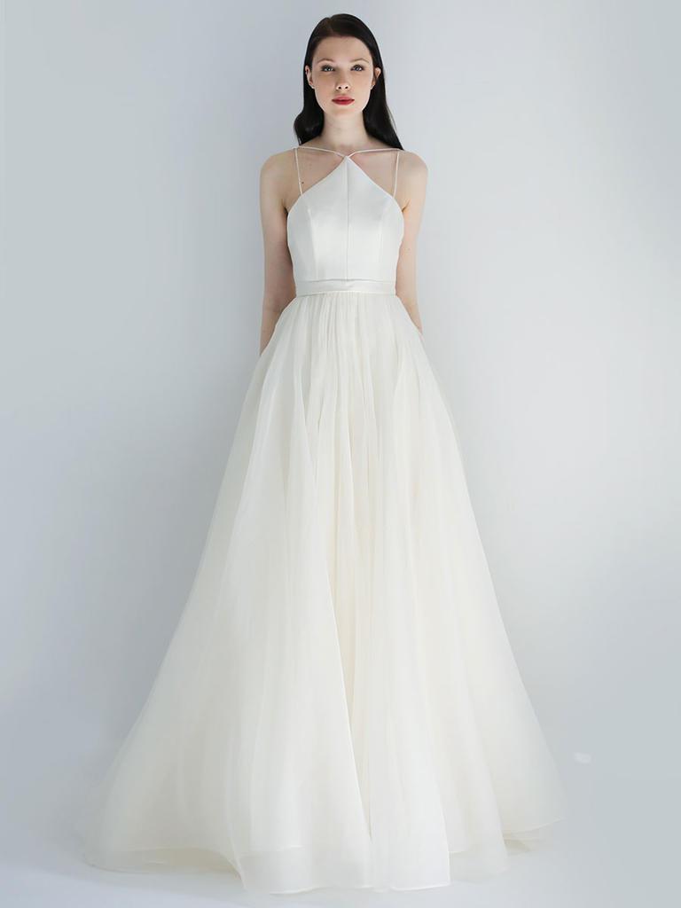 Tak jednoducho, ako sa len dá (minimalizmus v svadobných šatách) - Obrázok č. 38