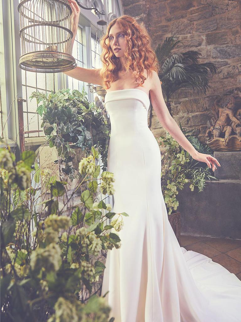 Tak jednoducho, ako sa len dá (minimalizmus v svadobných šatách) - Obrázok č. 41