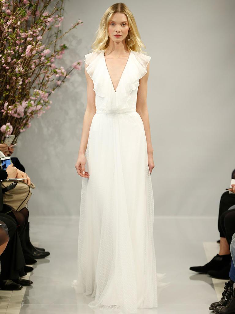 Tak jednoducho, ako sa len dá (minimalizmus v svadobných šatách) - Obrázok č. 42