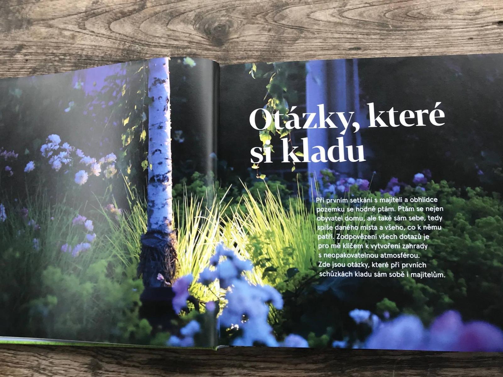 Ferdinandove záhrady - Ukážka z knihy Žijte ve své zahrade