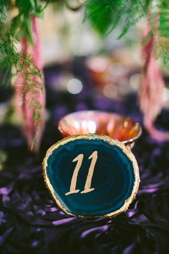 Nápady na číslovanie svadobných stolov - Obrázok č. 3