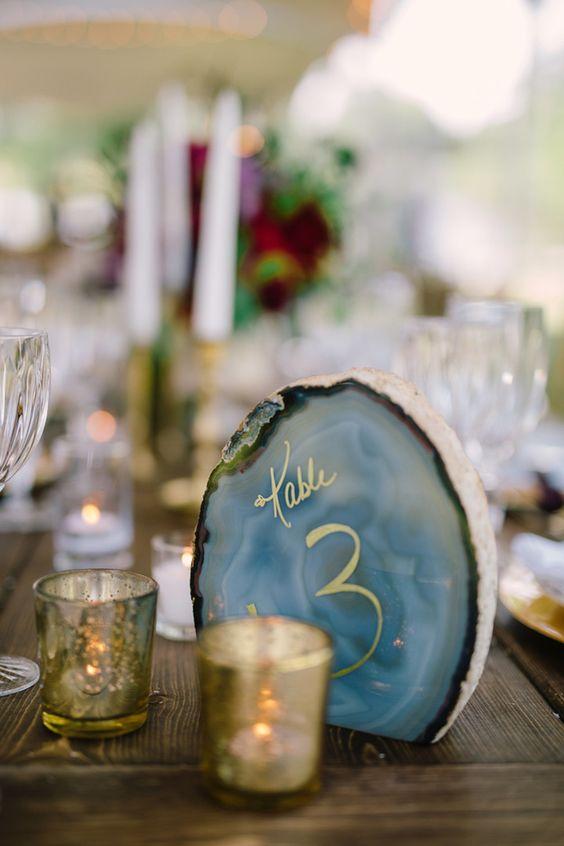 Nápady na číslovanie svadobných stolov - Obrázok č. 6