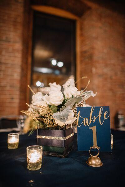 Nápady na číslovanie svadobných stolov - Obrázok č. 7