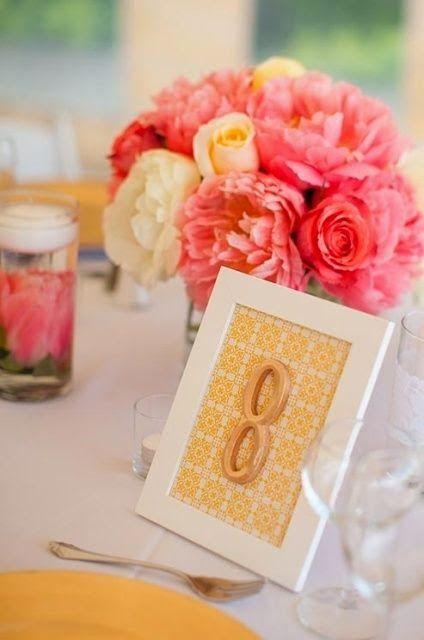 Nápady na číslovanie svadobných stolov - Obrázok č. 11