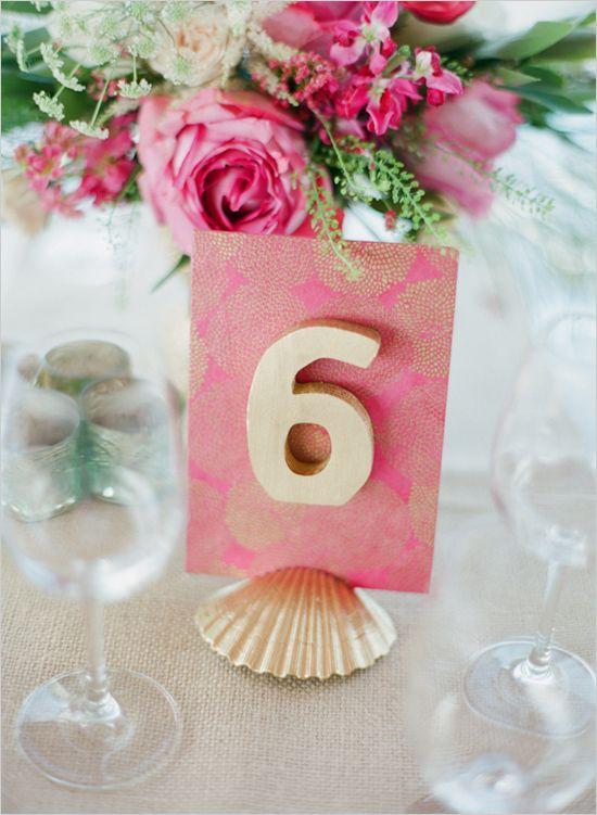 Nápady na číslovanie svadobných stolov - Obrázok č. 12