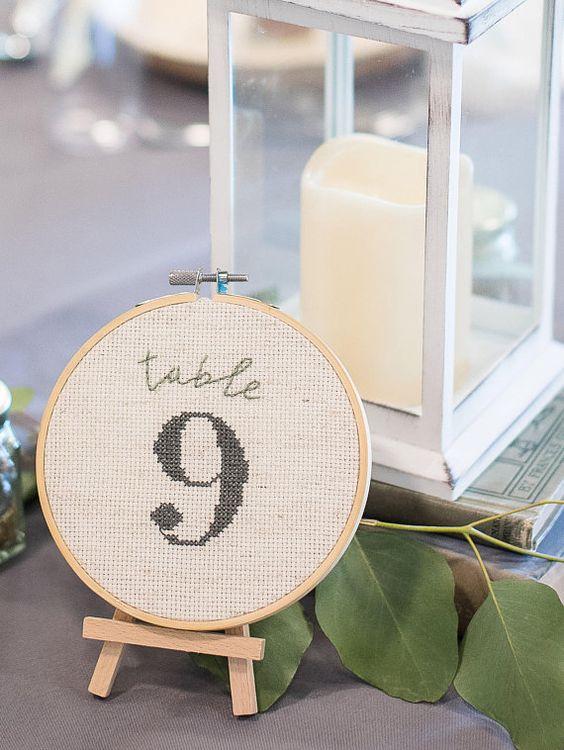 Nápady na číslovanie svadobných stolov - Obrázok č. 28