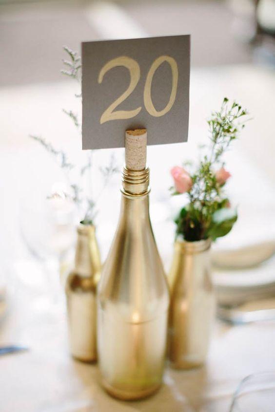 Nápady na číslovanie svadobných stolov - Obrázok č. 33