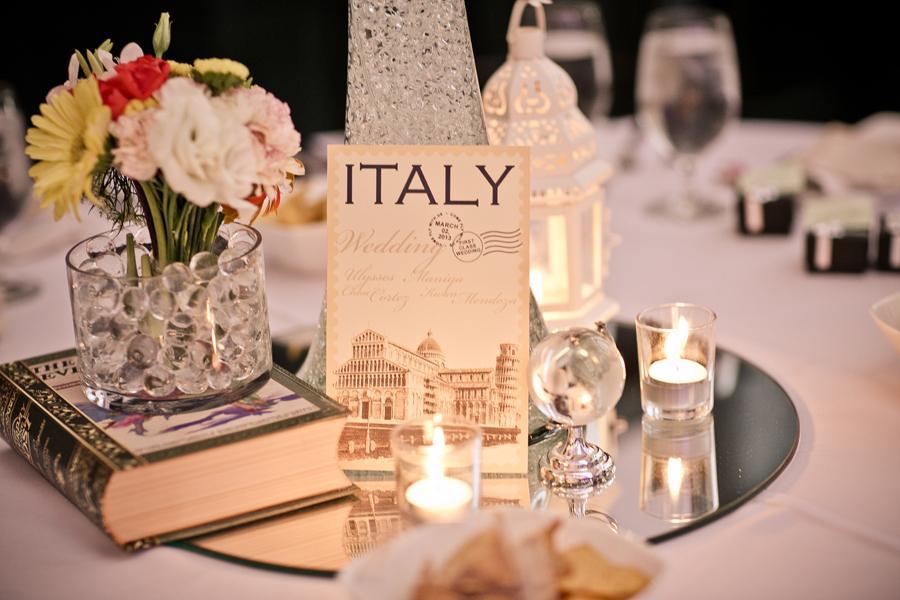 Nápady na číslovanie svadobných stolov - Obrázok č. 35