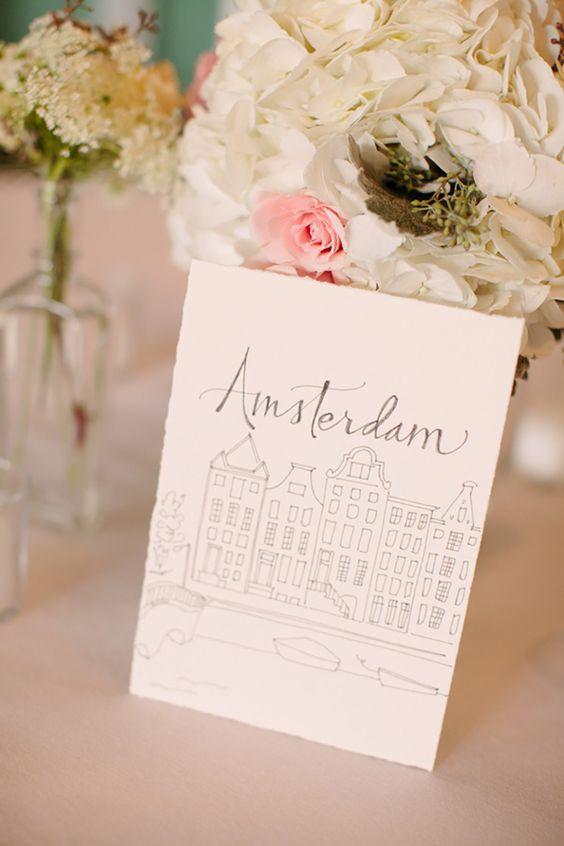 Nápady na číslovanie svadobných stolov - Obrázok č. 36
