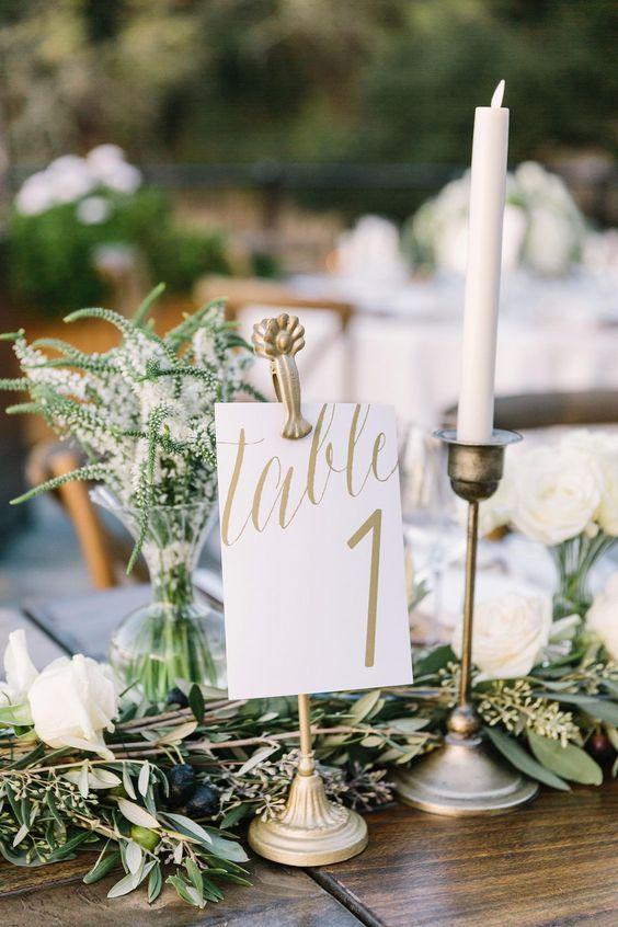 Nápady na číslovanie svadobných stolov - Obrázok č. 39