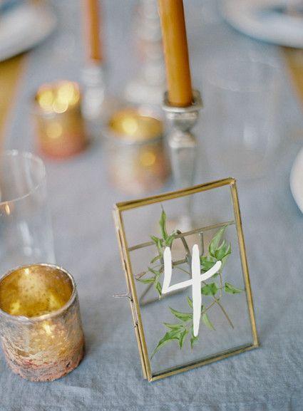 Nápady na číslovanie svadobných stolov - Obrázok č. 43