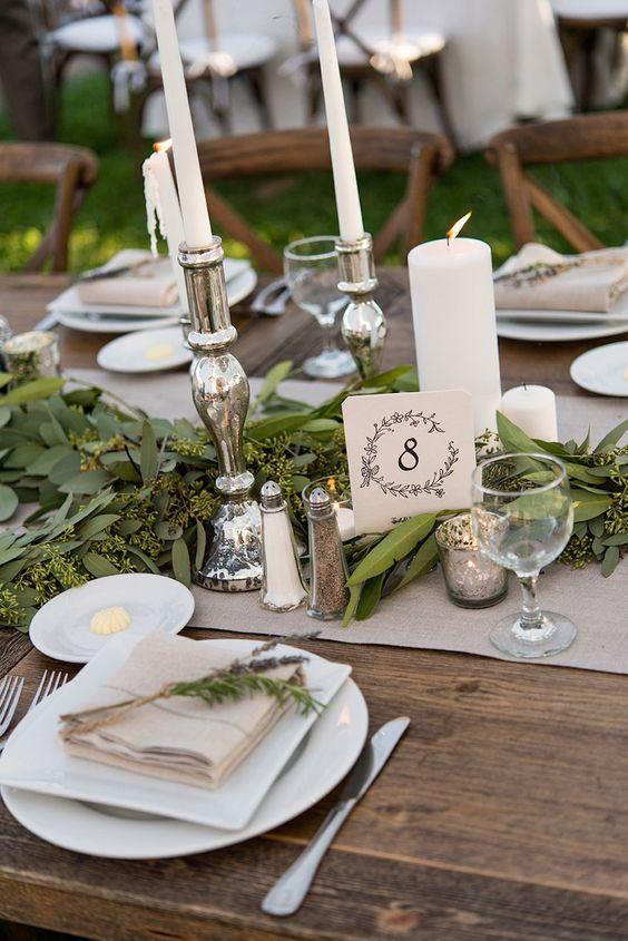 Nápady na číslovanie svadobných stolov - Obrázok č. 50