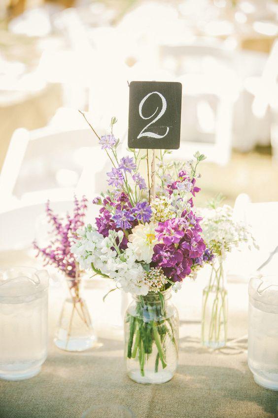 Nápady na číslovanie svadobných stolov - Obrázok č. 52