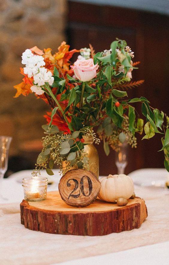 Nápady na číslovanie svadobných stolov - Obrázok č. 53