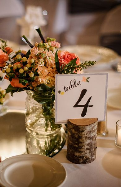 Nápady na číslovanie svadobných stolov - Obrázok č. 54
