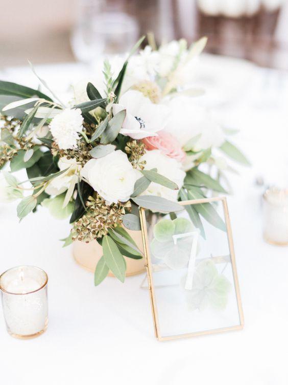 Nápady na číslovanie svadobných stolov - Obrázok č. 57