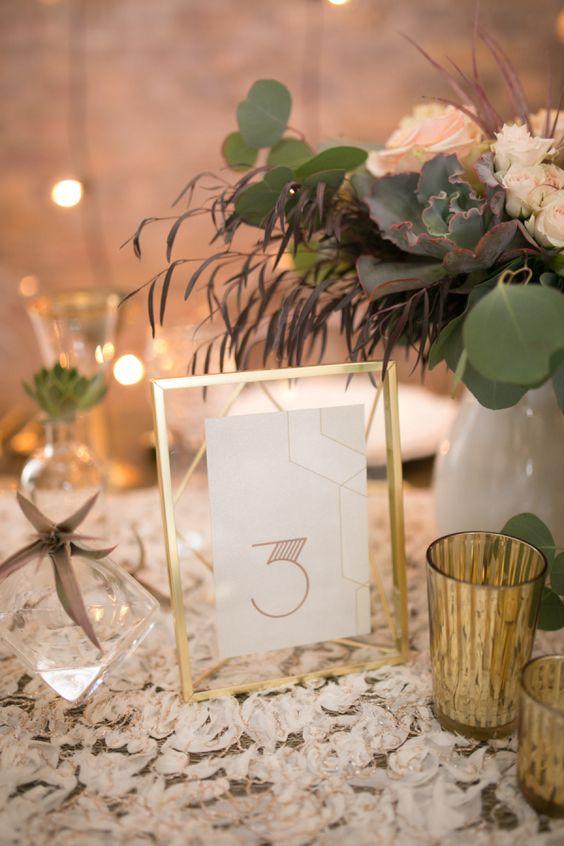 Nápady na číslovanie svadobných stolov - Obrázok č. 72