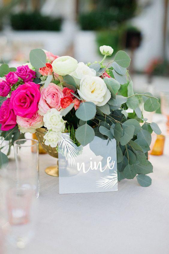 Nápady na číslovanie svadobných stolov - Obrázok č. 74