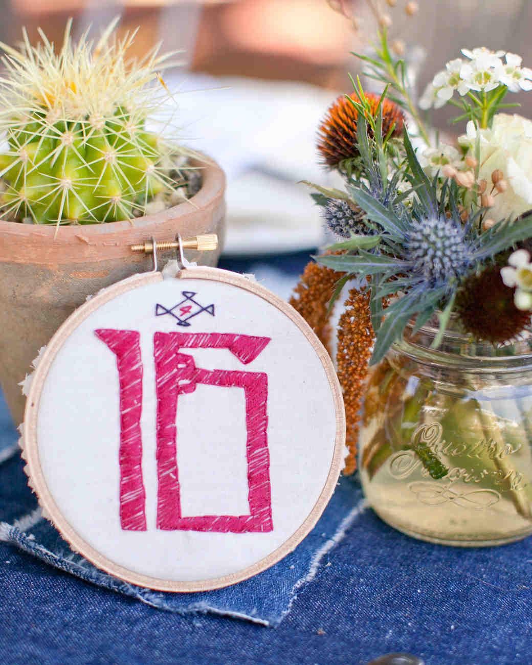 Nápady na číslovanie svadobných stolov - Obrázok č. 77