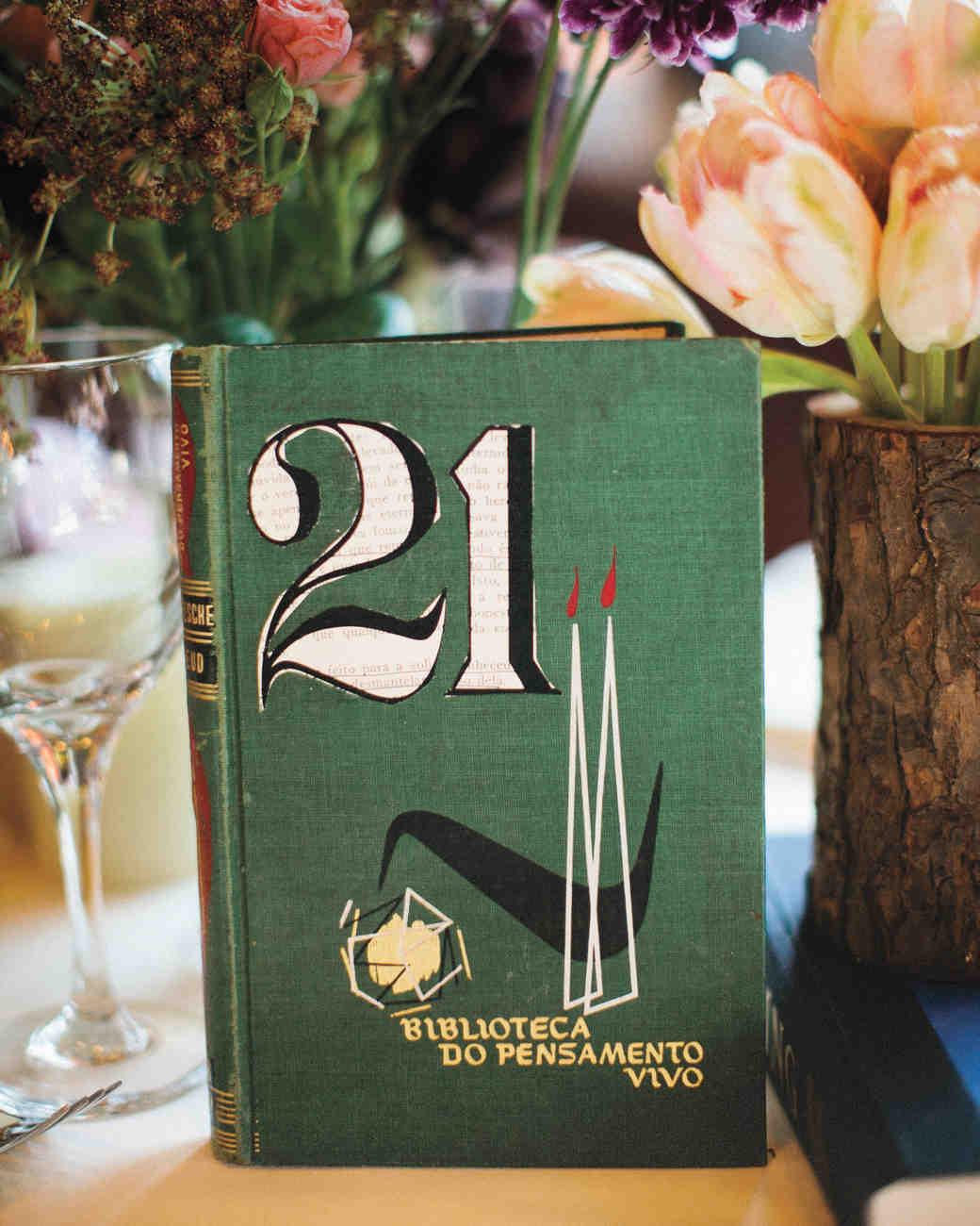Nápady na číslovanie svadobných stolov - Obrázok č. 80