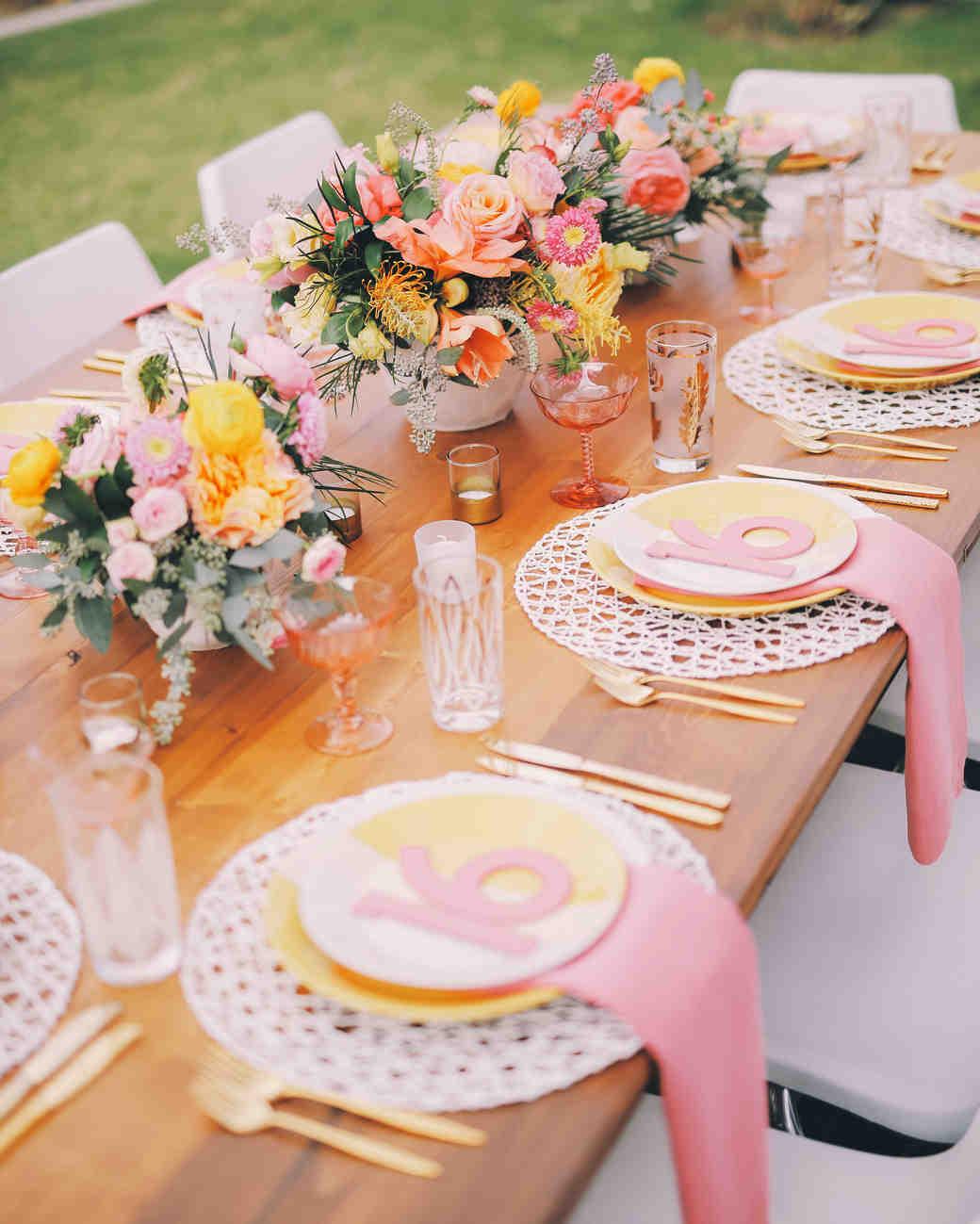 Nápady na číslovanie svadobných stolov - Obrázok č. 82