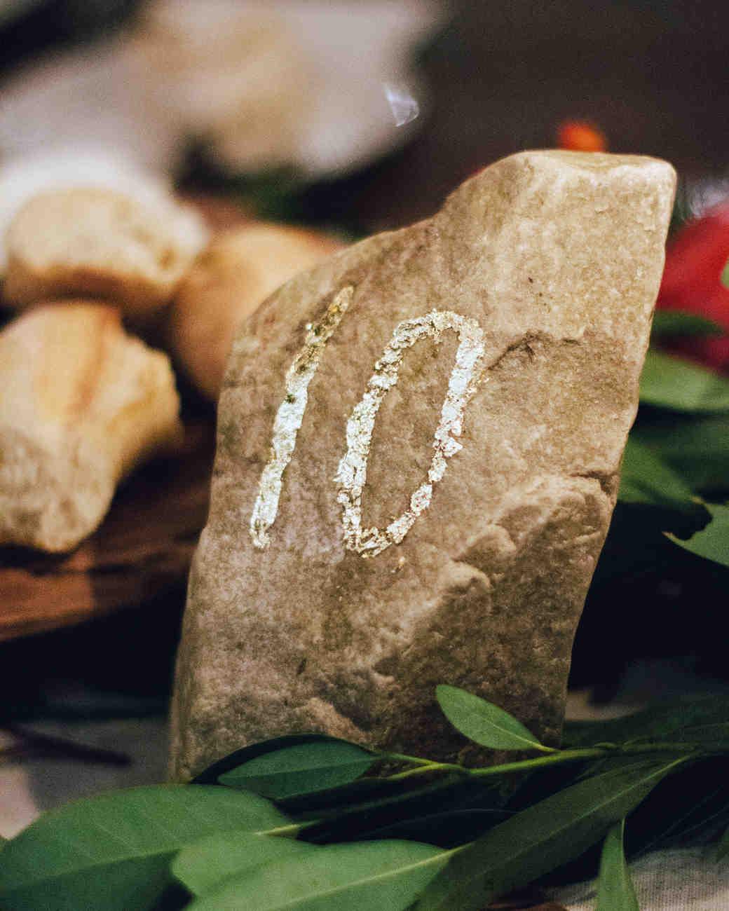 Nápady na číslovanie svadobných stolov - Obrázok č. 83