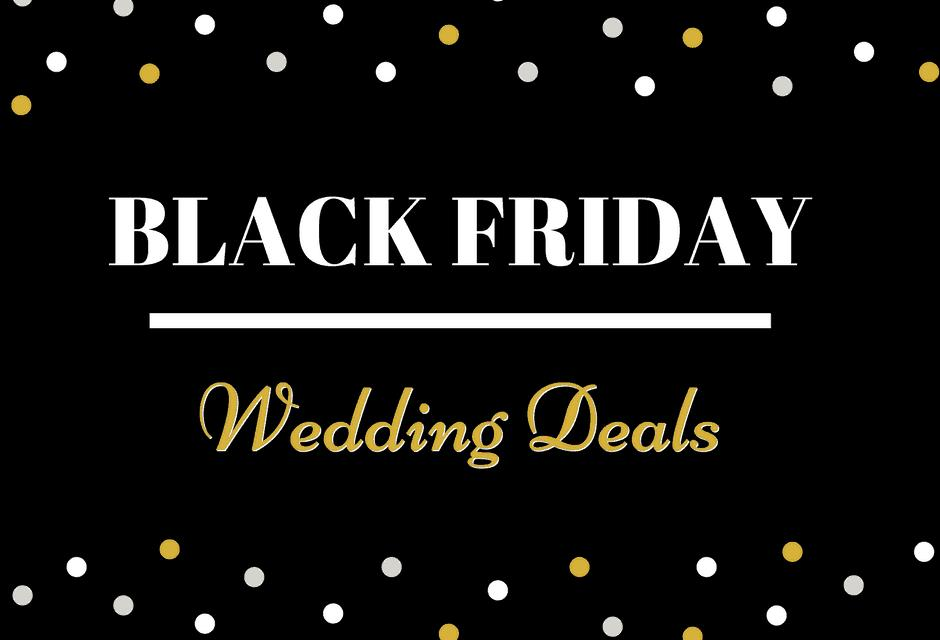 Dnes je Black Friday. Máte vyhliadnuté nejaké skvelé zľavy na svadobné veci? Objednávate si niečo? Podeľte sa o svoje tipy a nákupy :) - Obrázok č. 1