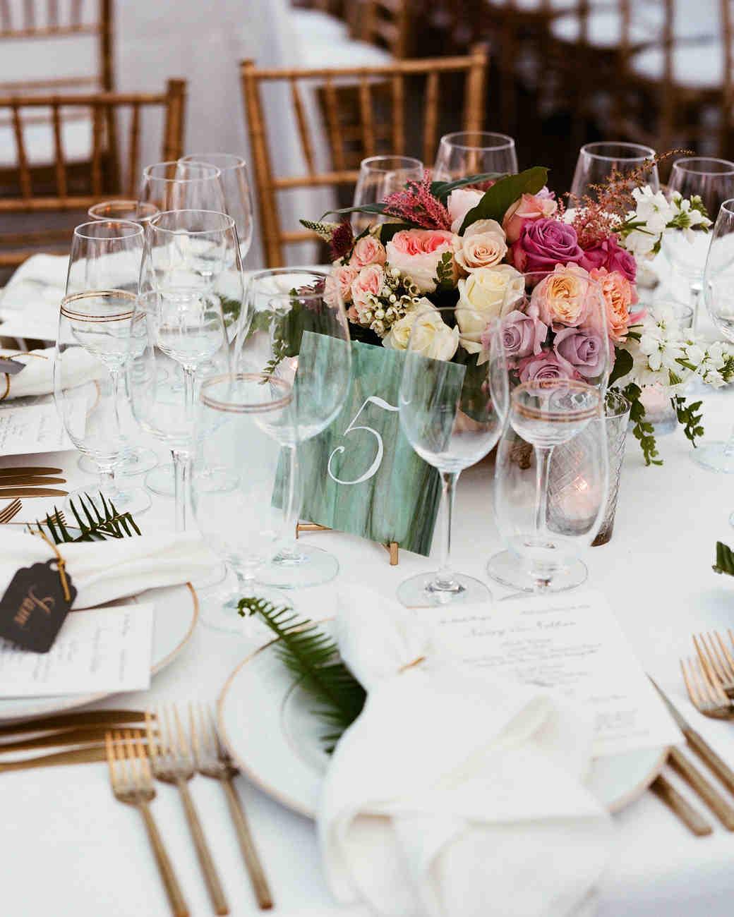Nápady na číslovanie svadobných stolov - Obrázok č. 87